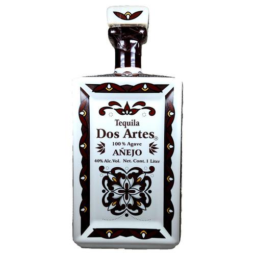 Dos Artes Anejo Tequila Ceramic 1.0l