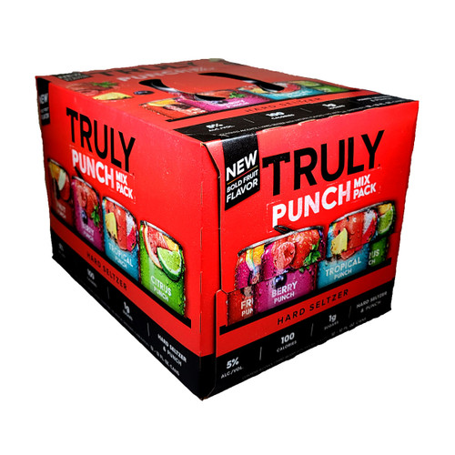 Truly Punch Mix Pack 12-Pack Can