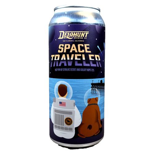 Delahunt Space Traveler Hazy IPA Can