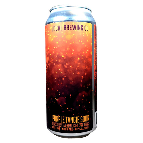 Local Brewing Purple Tangie Sour Can