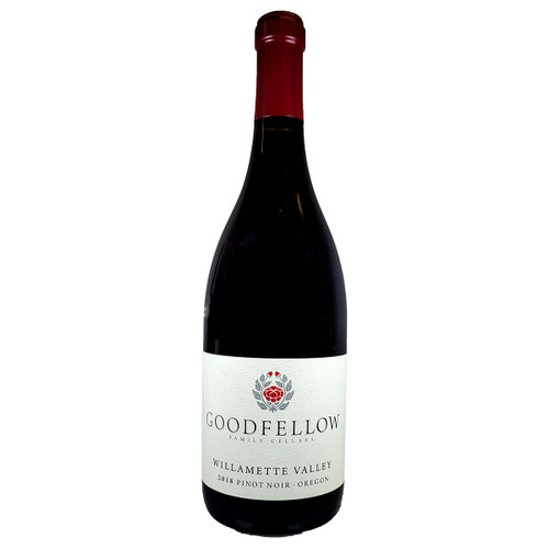 Goodfellow 2018 Willamette Valley Pinot Noir