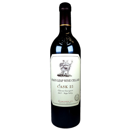 Stag's Leap Wine Cellars 2017 CASK 23 Cabernet Sauvignon, 750ml