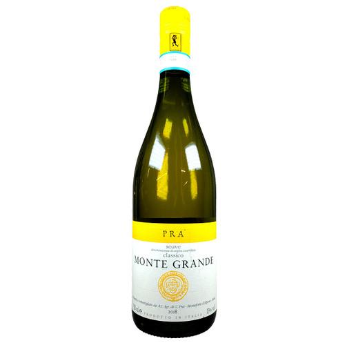 Pra 2018 Monte Grande Soave Classico