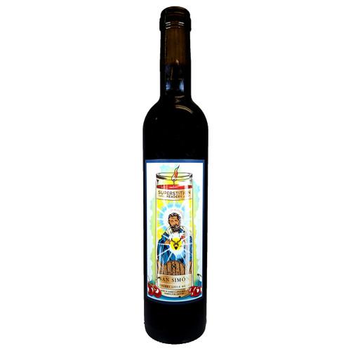 Superstition San Simon Cherry Apple Mead - Cherry & Apple Brandy Barrels