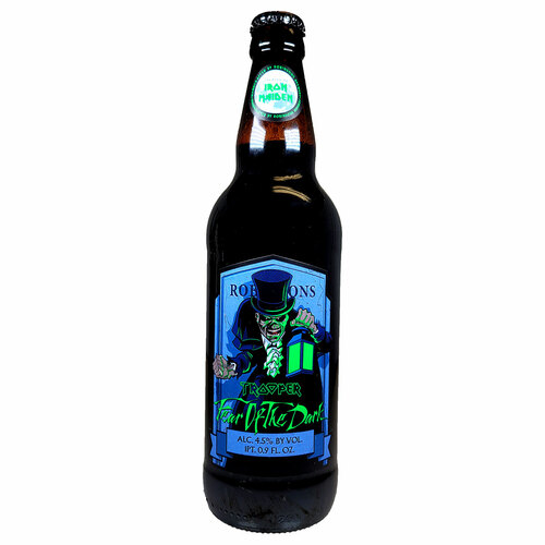 Robinsons Trooper Fear Of The Dark English Stout