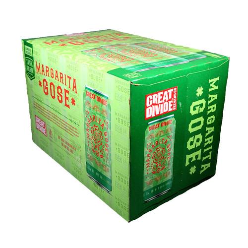 Great Divide Margarita Gose 6-Pack Can