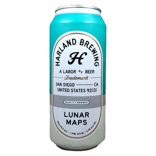 Harland Lunar Maps IPA Can