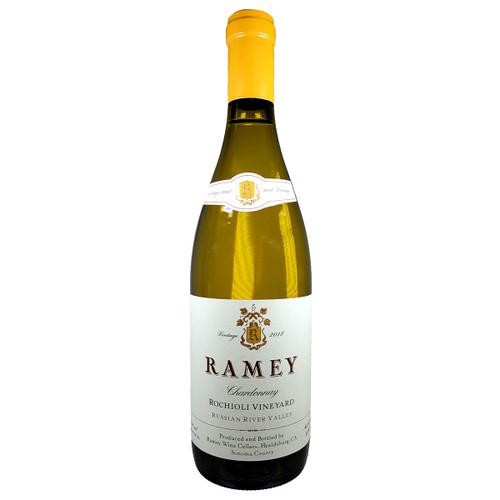 Ramey 2018 Rochioli Vineyard Chardonnay