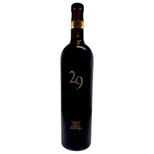 Vineyard 29 2017 29 Estate Cabernet Sauvignon