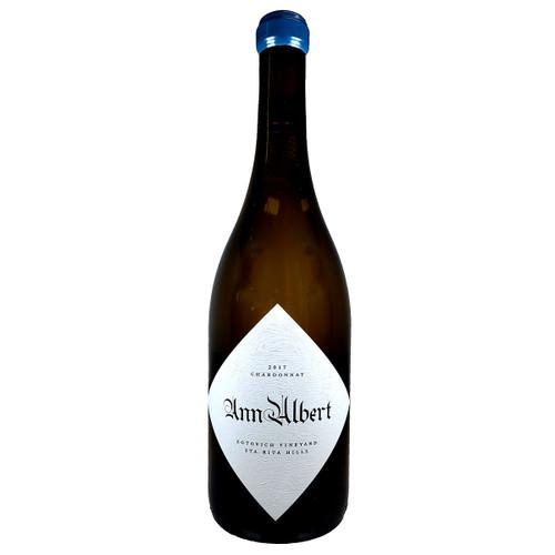 Ann Albert 2017 Zotovich Vineyard Chardonnay