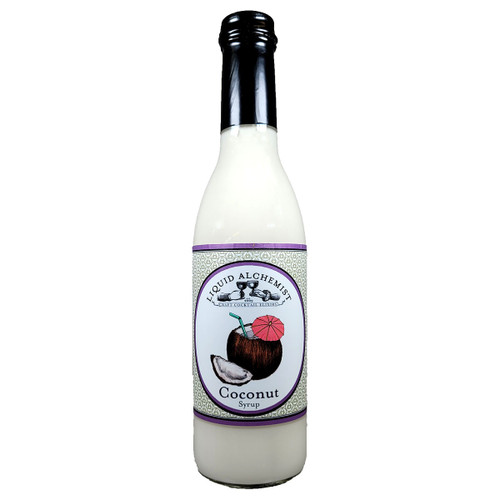 Liquid Alchemist Coconut Syrup 375ml
