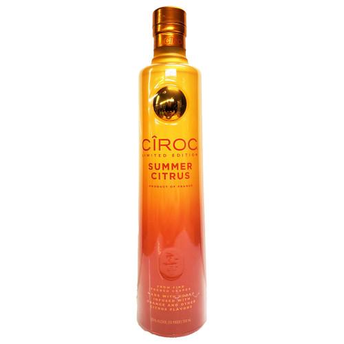 Ciroc Vodka Summer Citrus Limited Edition
