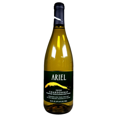 Ariel 2020 Chardonnay Non-Alcoholic