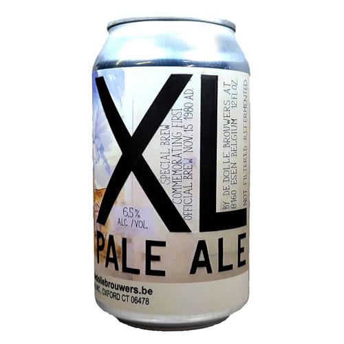 De Dolle XL Pale Ale Can