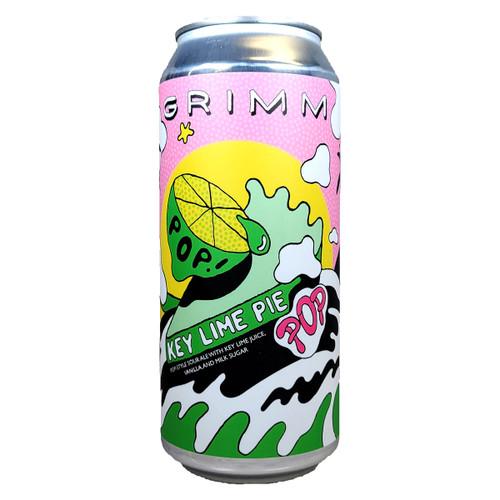 Grimm Key Lime Pie Pop-Style Sour Ale Can