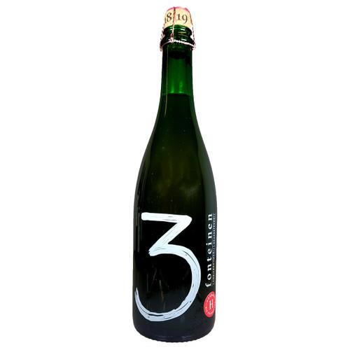Drie Fonteinen Hommage Bio Frambozen Blended Lambic Beer