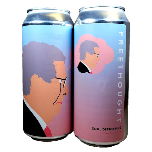 Freethought Soul Dissolving Double IPA Can