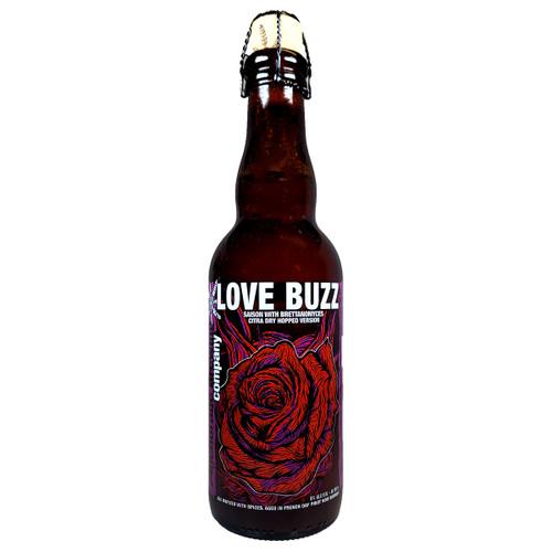 Anchorage Love Buzz Saison Citra Dry Hopped Version