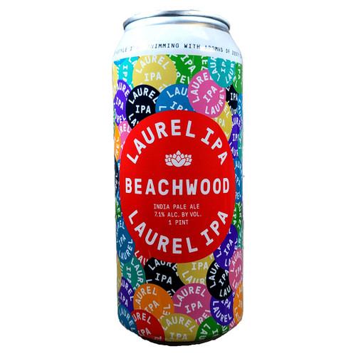Beachwood Laurel IPA Can