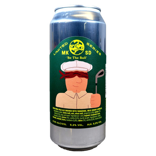 Mikkeller SD Be The Ball Sour IPA Can