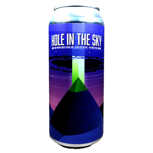 Delahunt / Embolden Hole In The Sky Triple Dry Hopped West Coast IPA Can