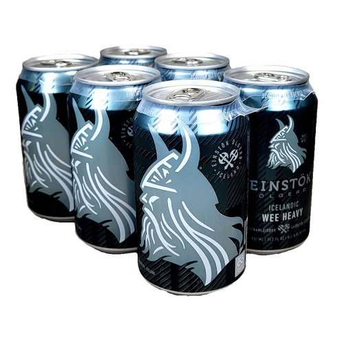 Einstok Icelandic Wee Heavy 6-Pack Can