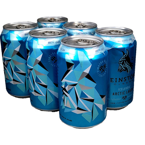 Einstok Icelandic Arctic Lager 6-Pack Can