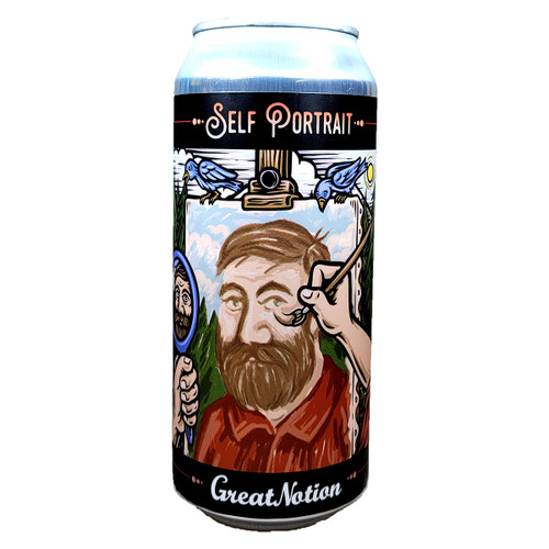 Great Notion Self Portrait Double IPA Can
