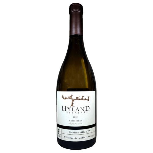 Hyland Estates 2018 Chardonnay