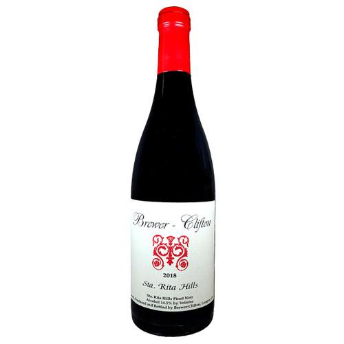 Brewer Clifton 2018 Sta. Rita Pinot Noir