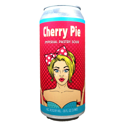 Wild Barrel Cherry Pie Imperial Pastry Sour Can