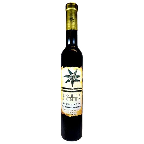 Tobin James 2017 Liquid Love Late Harvest Zinfandel 375ML