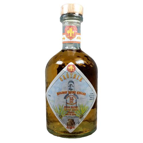 Holiday Wine Cellar Vacaciones Sesenta Y Cinco Crotalo Extra Añejo Tequila 750ml bottle
