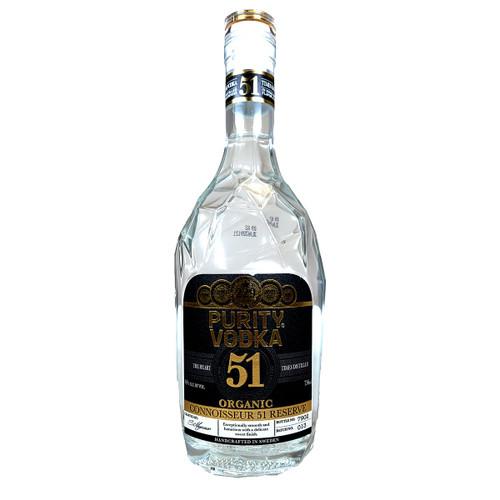 Purity Vodka Connoisseur 51 Reserve