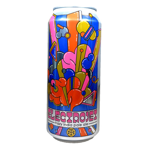 Modern Times Electrojet Hazy IPA Can