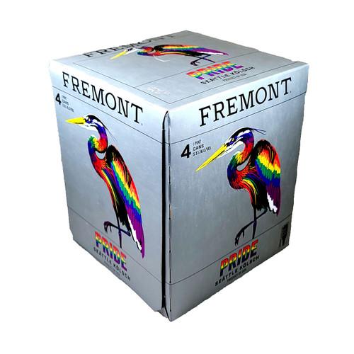 Fremont Pride Seattle Kolsch 4-Pack Can