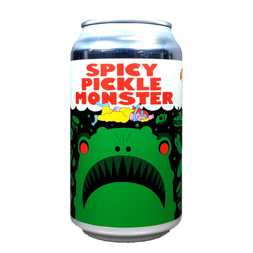 Prairie Spicy Pickle Monster Sour Ale Can