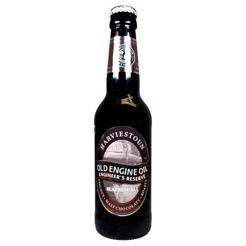 Harviestoun Old Engine Oil Engineer's Reserve Blackest Ale