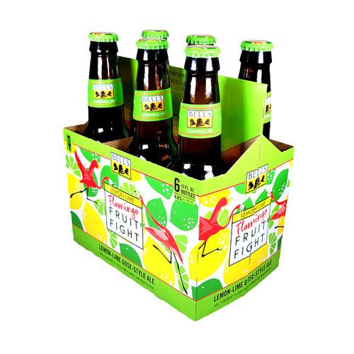 Bell's Lemon-Lime Flamingo Fruit Fight 6-Pack