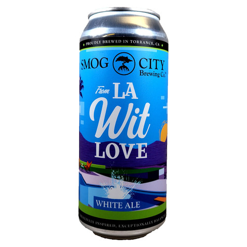 Smog City From LA Wit Love Can