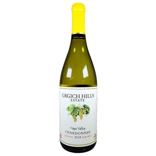 Grgich Hills 2018 Napa Valley Chardonnay, 750ml