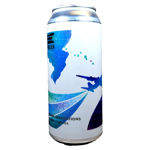 Embolden Endless Destinations DDH West Coast IPA Can