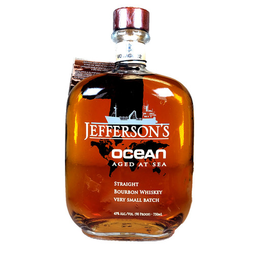 Jefferson's Ocean Aged At Sea Voyage Wheated Bourbon