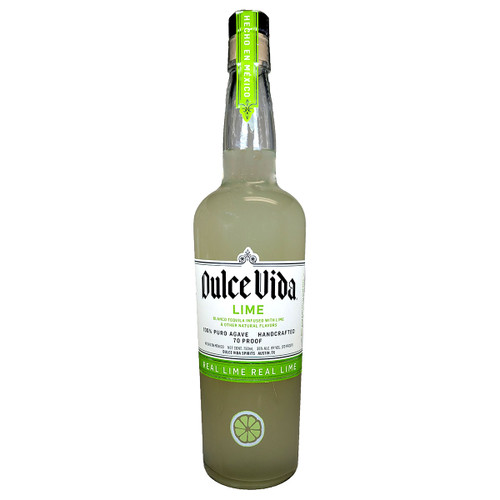 Dulce Vida Lime Infused Tequila
