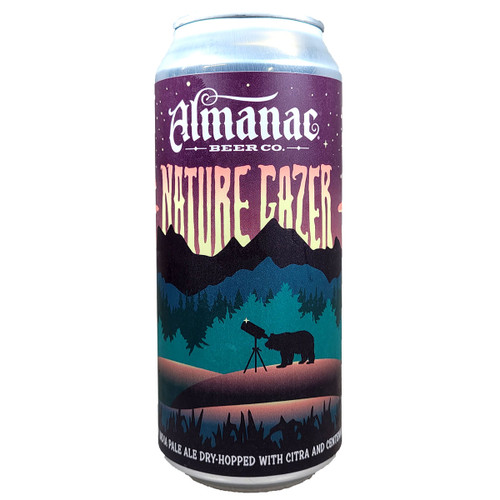 Almanac Nature Gazer Hazy IPA Can