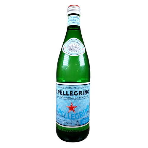 S. Pellegrino Sparkling Natural Mineral Water 750ml