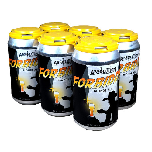 Absolution Forbidden Blonde Ale 6-Pack Can
