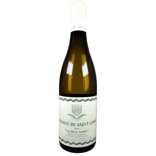 Domaine de Saint Cosme 2019 Les Deux Albions Blanc, 750ml