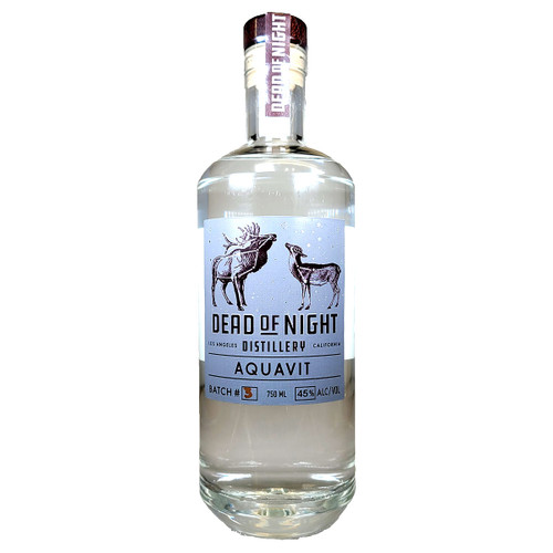 Dead Of Night Distillery Aquavit 750ml
