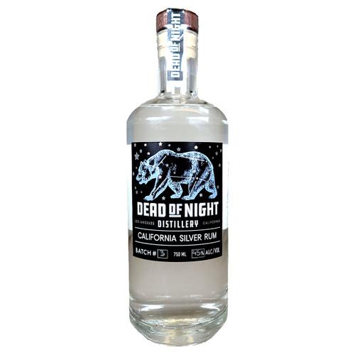 Dead Of Night Distillery Silver Rum 750ml